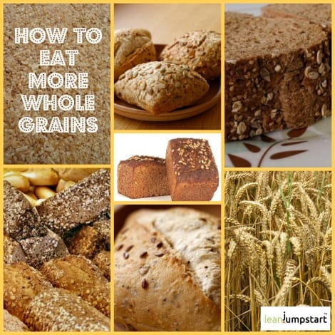 whole grain recipe