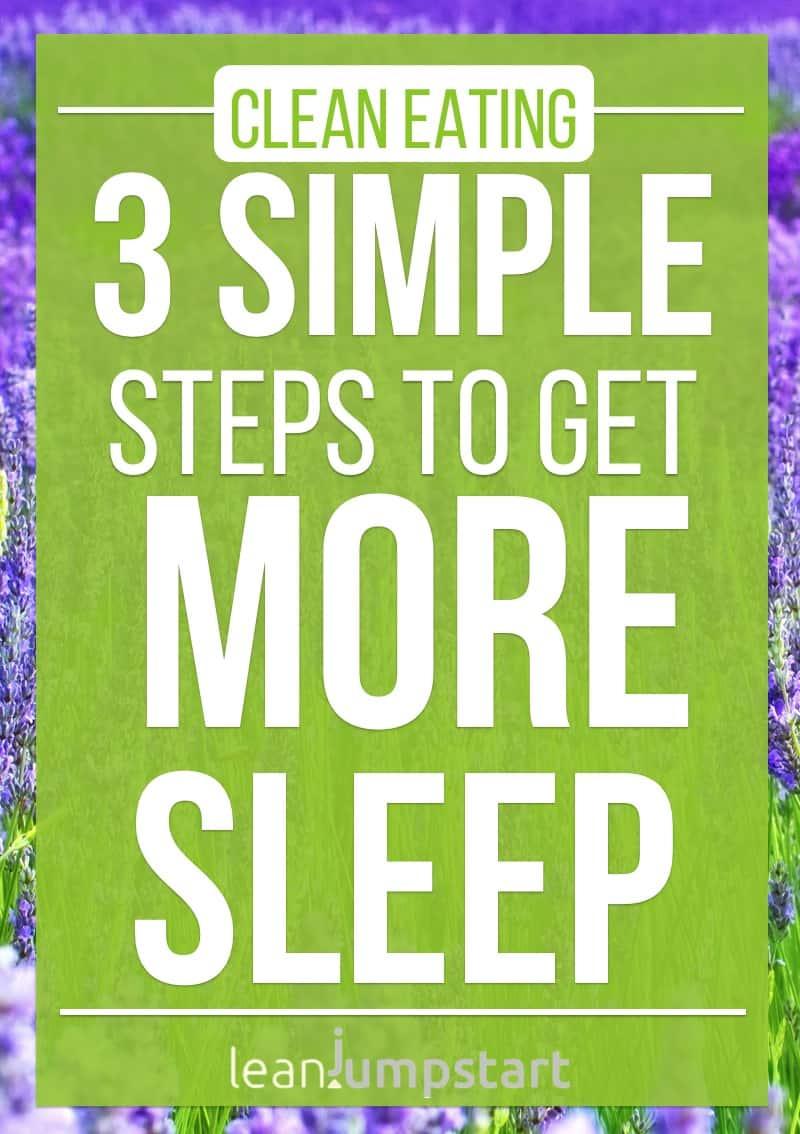 how to get sleep