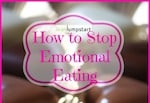 stop emotional eating small