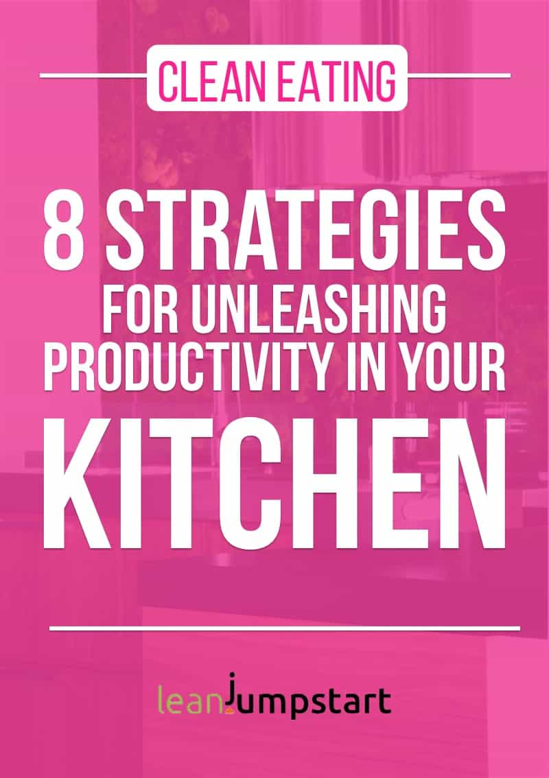 how to stop procrastinating: 8 strategies for more productivity in your clean eating kitchen