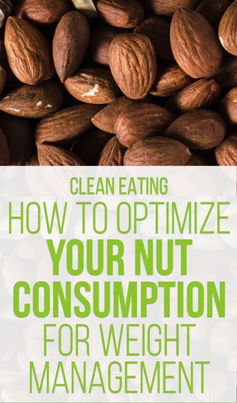 clean eating nuts