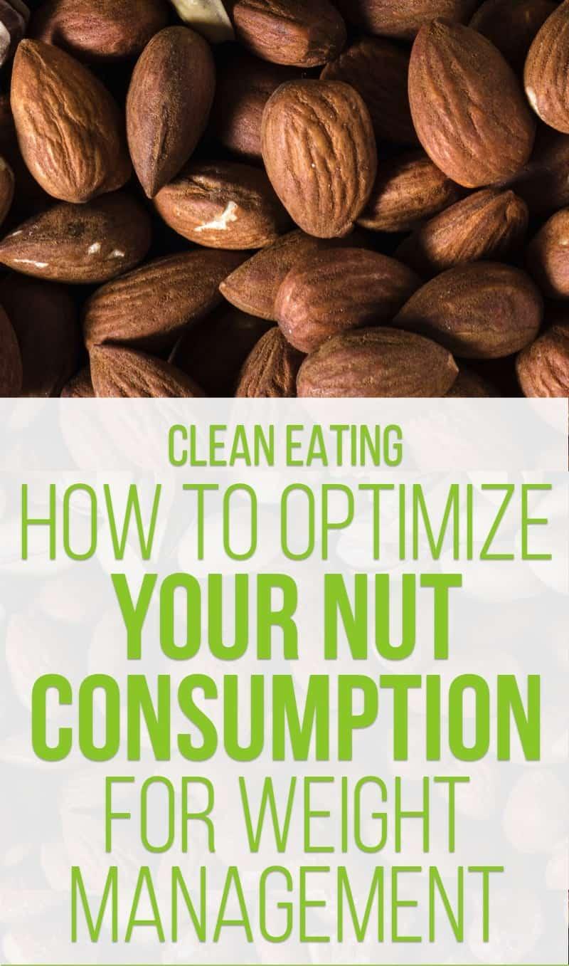 clean eating nuts