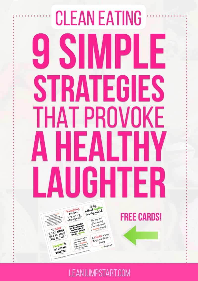Laughter Is The Best Medicine 9 Simple Strategies To Provoke Laughing