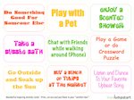 Activity Cards Small