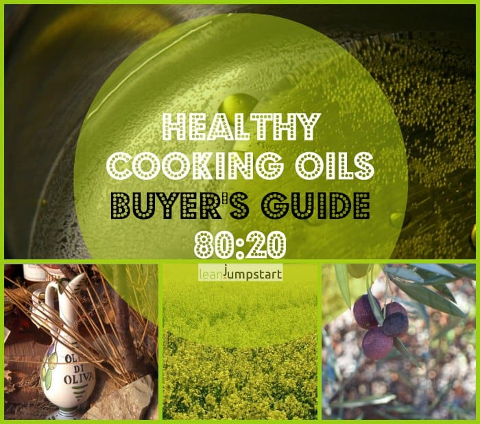 buy healthy oils for cooking