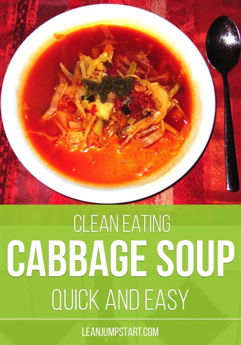 clean eating soup recipe