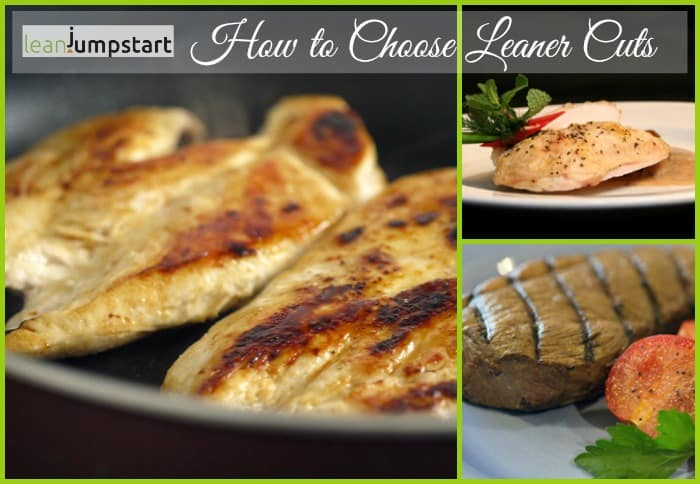 Healthy Meats like Poultry or Lean Steal