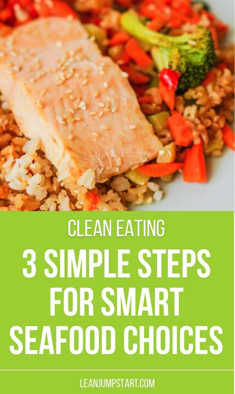Best fish to eat 3 simple steps for smart and clean for Cleanest fish to eat