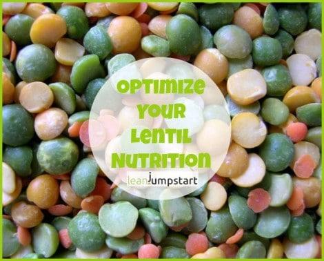 Lentil Nutrition – A 3 Step Habit Change + Lentil Soup Recipe