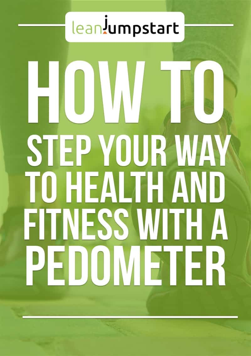 walking and weight-loss: step your way to health and fitness with a pedometer