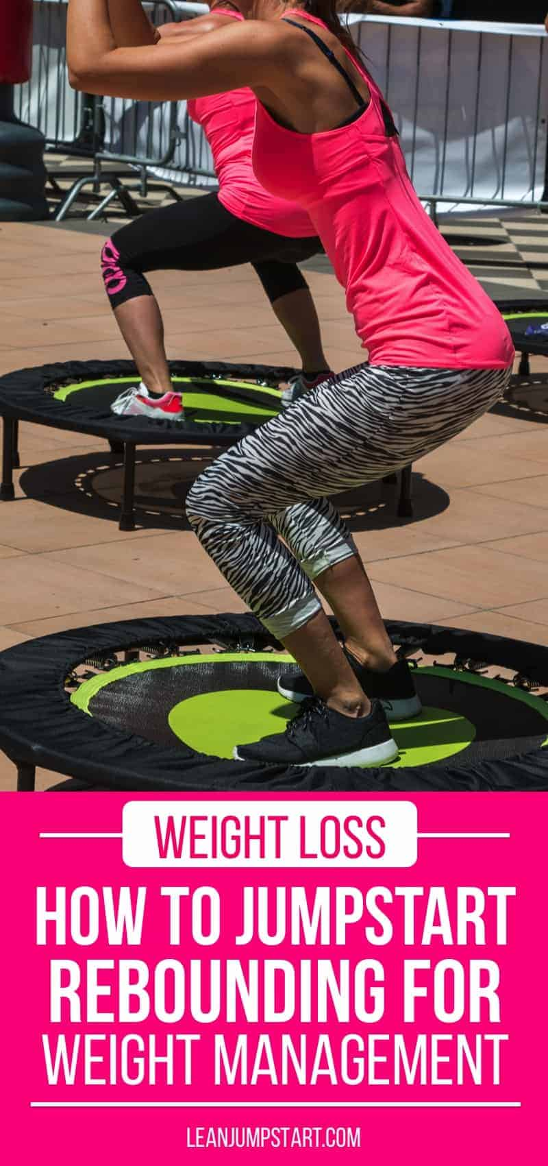 trampoline jumping for weight loss
