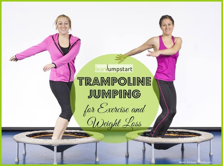 mini trampoline workout for weight loss how to rebound effectively