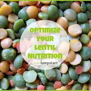 lentil nutrition