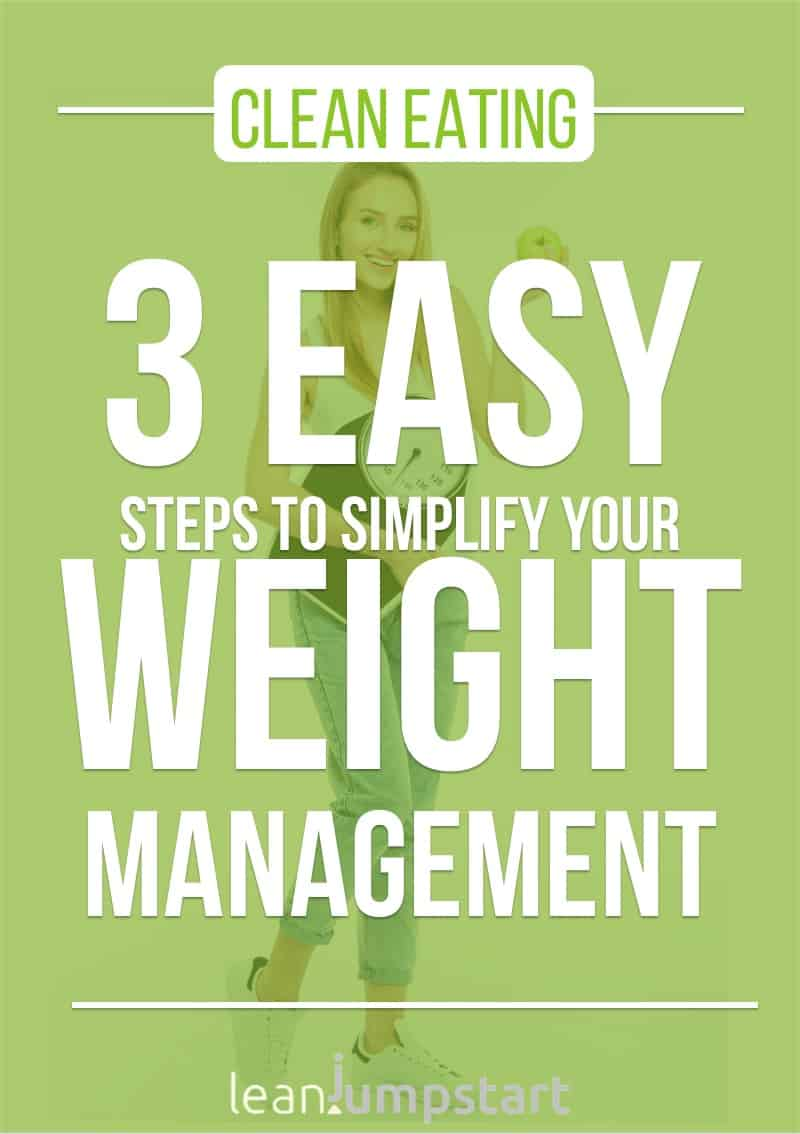 checking weight: 3 easy steps to simplify weight management