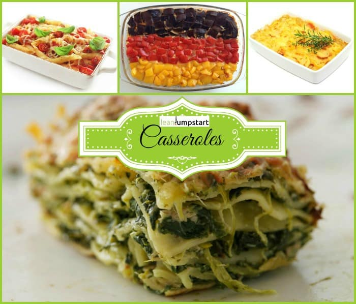 clean eating casseroles