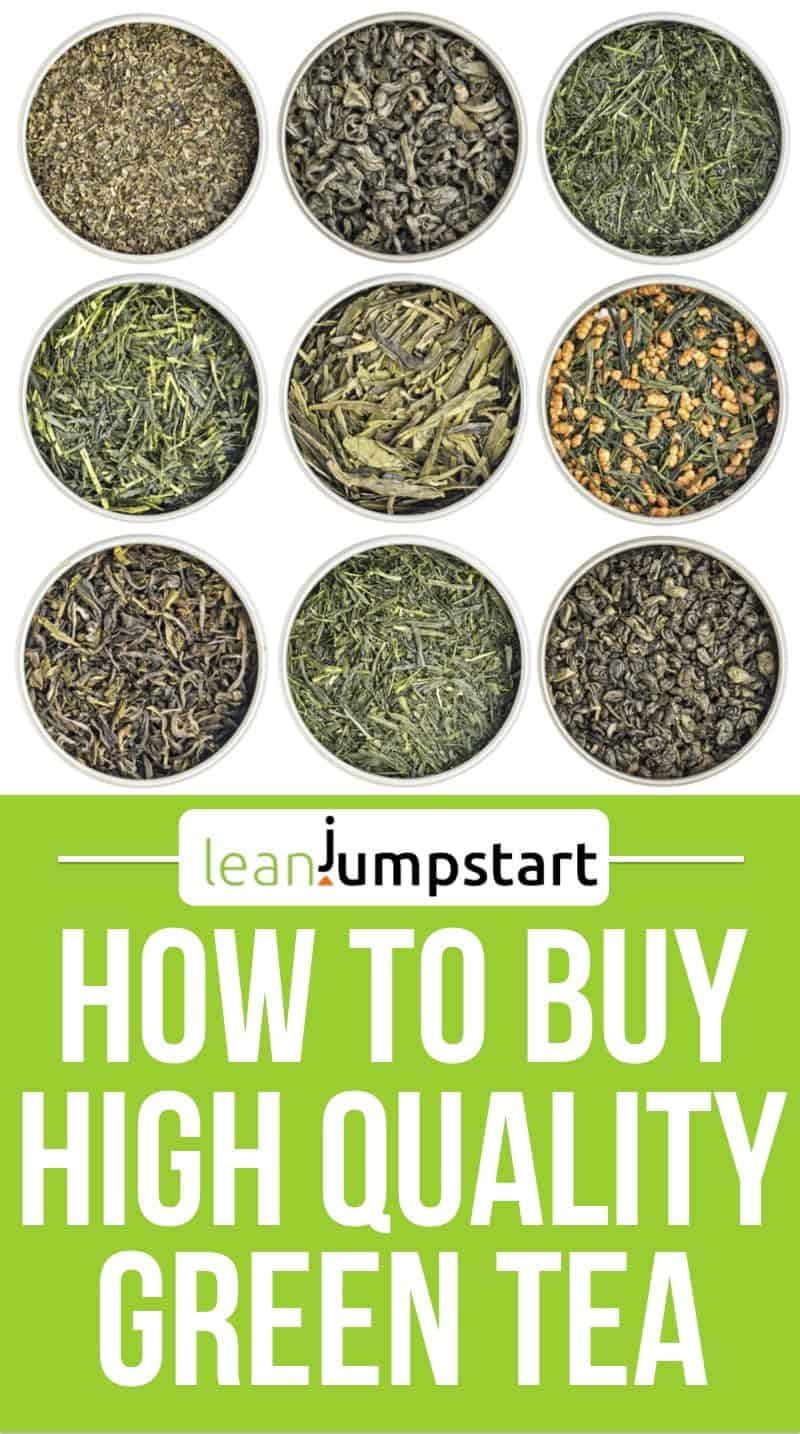 green tea: how to buy high quality green tea