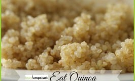 Easy Quinoa Recipes: 3 Simple Steps to Add Quinoa To Your Clean Diet