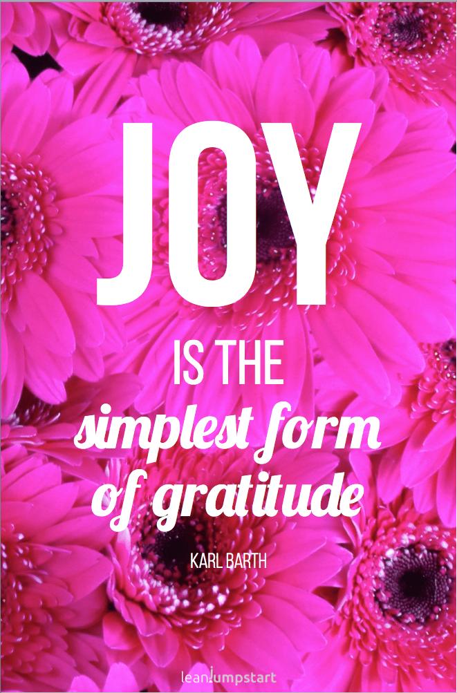 inspirational gratitude quote