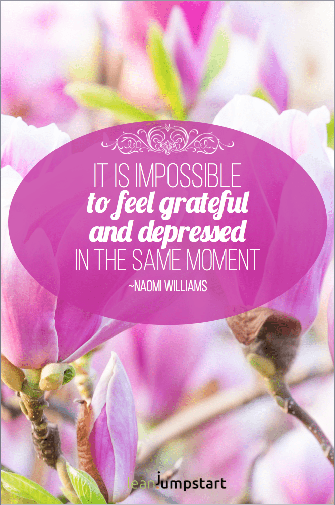 gratitude thoughts that help make healthy habits stick