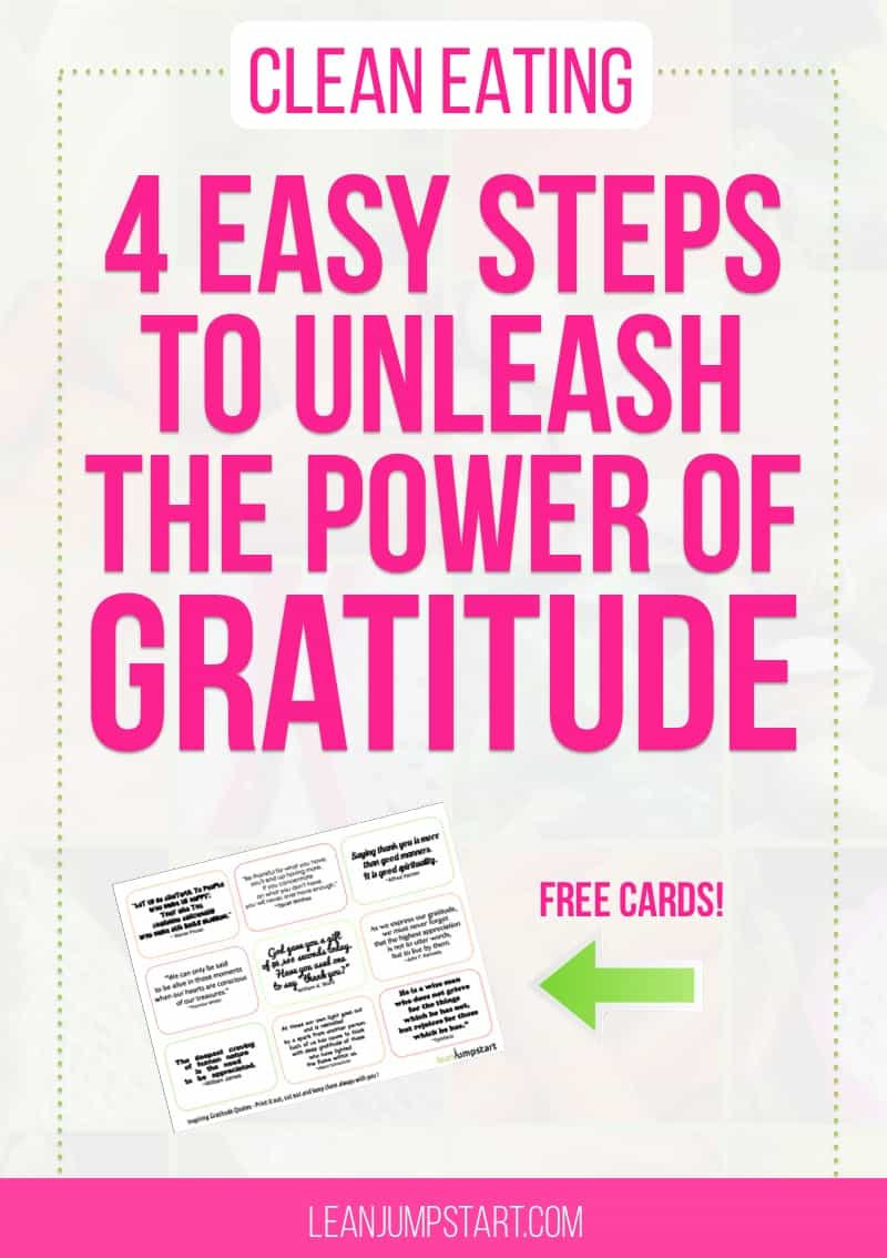 unleash gratitude with inspirational quotes on cards