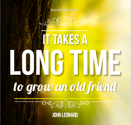 picture quote about friendship