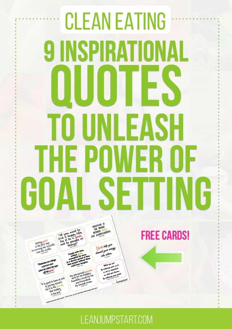 27 Goal Setting Quotes And Sayings With Inspiring Pictures Free