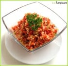 clean eating vegetable salad recipe