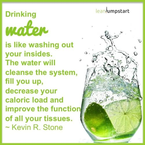 Drink Water Quotes Sayings quotes about water uplifting picture