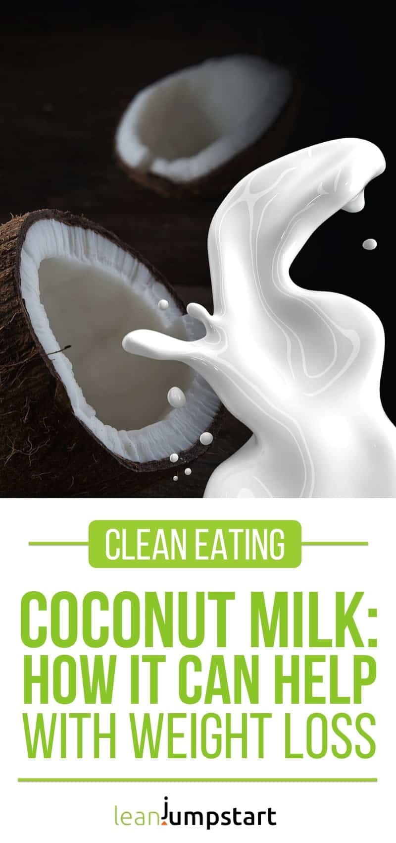 coconut milk: how it can help with weight loss