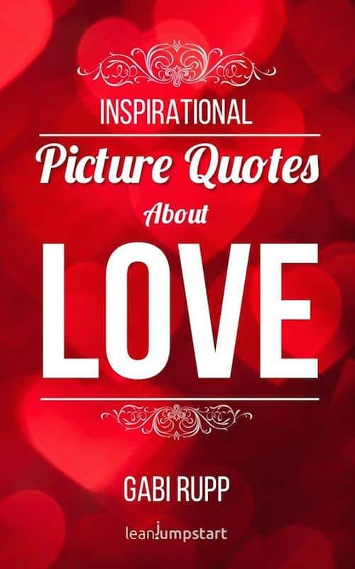 Inspirational Picture Quotes about love