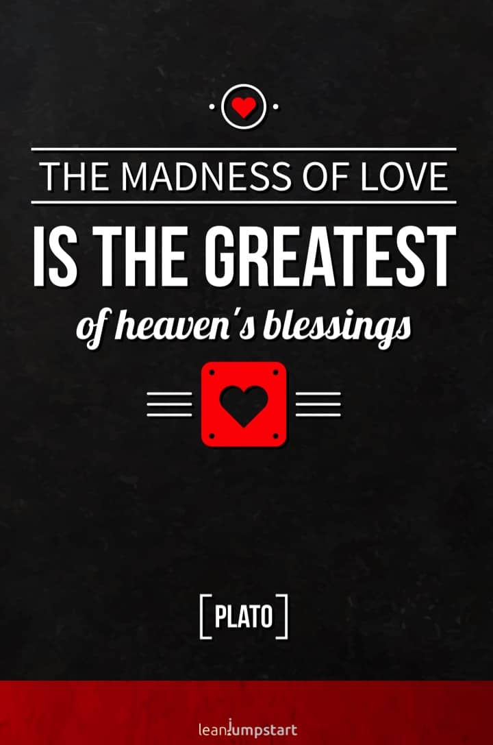 madness of love quote