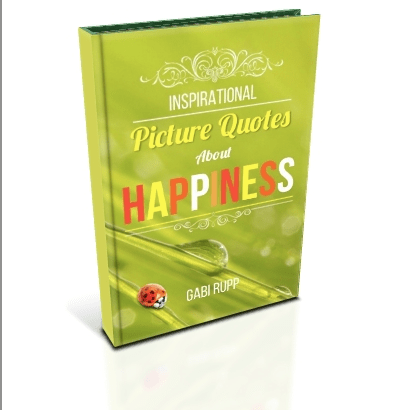 inspirational picture quotes about happiness book