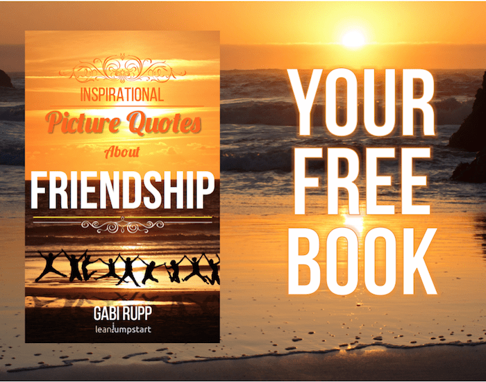 free friendship quotes book