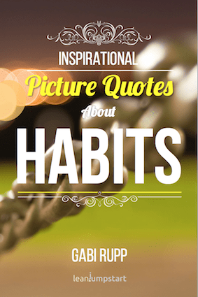 habit quotes book