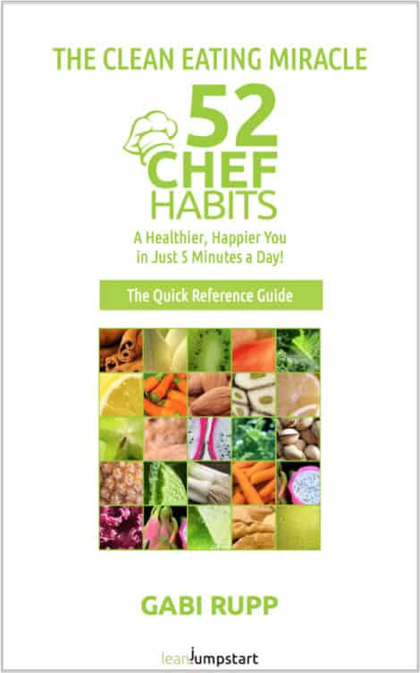 52 Chef Habits - The Quick Reference Guide