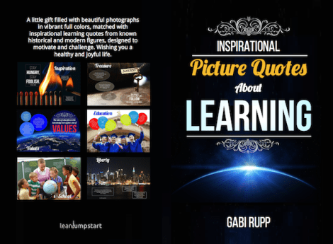 Explore Learning with Inspirational Picture Quotes about Learning  and Education