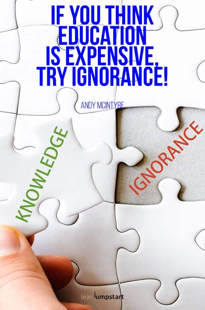 ignorance quote