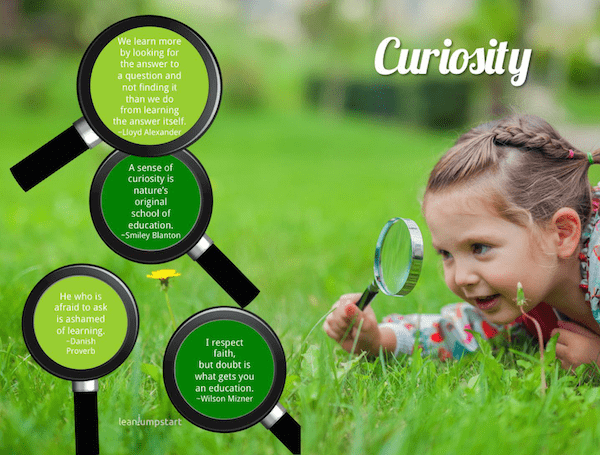 learning quotes about curiosity