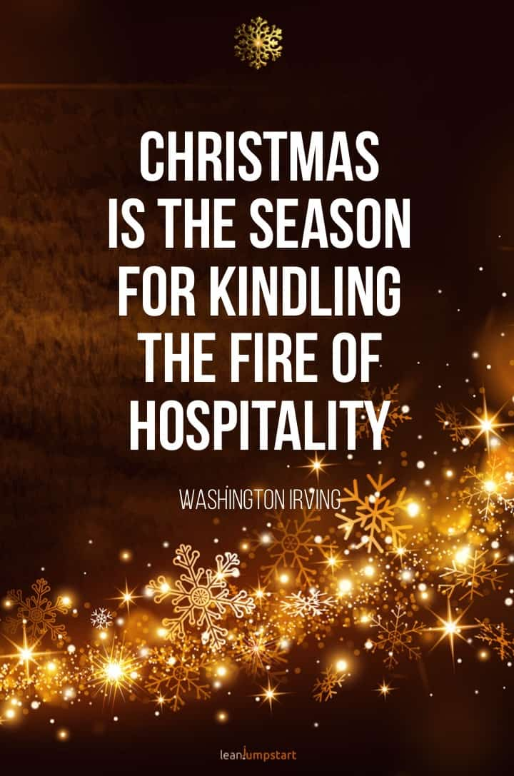 57 Inspirational Christmas Quotes That Will Put You In The Holiday