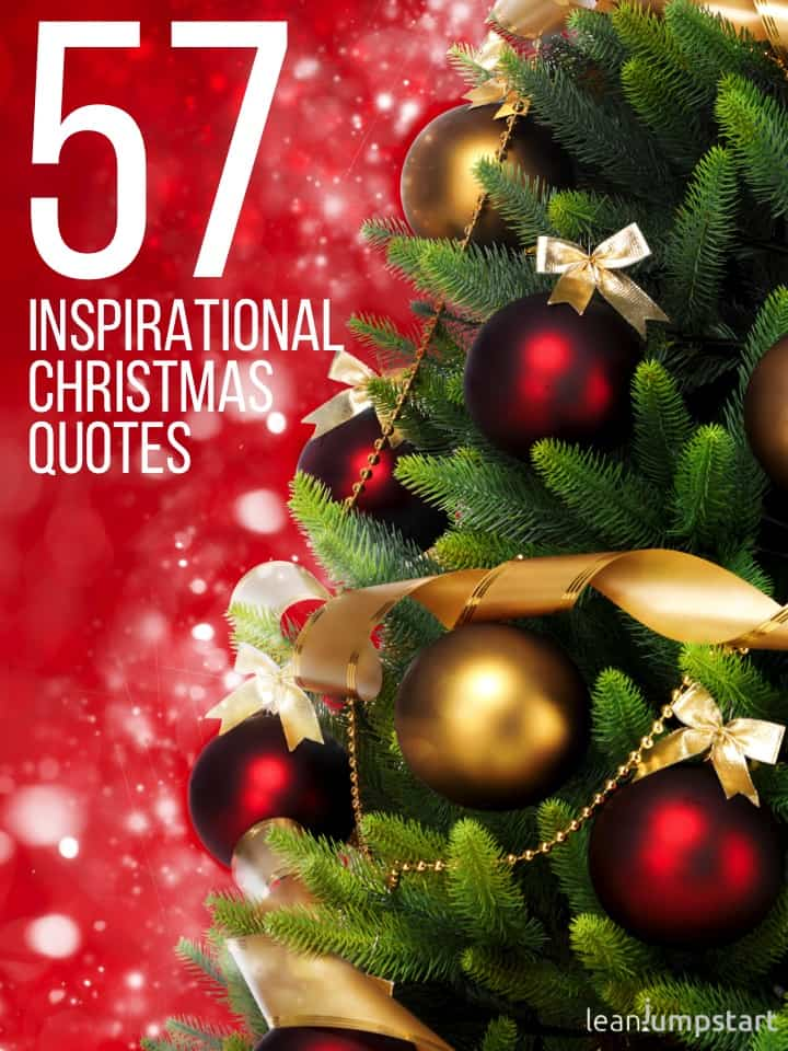 Christmas Inspirational Quotes.57 Inspirational Christmas Quotes That Will Put You In The