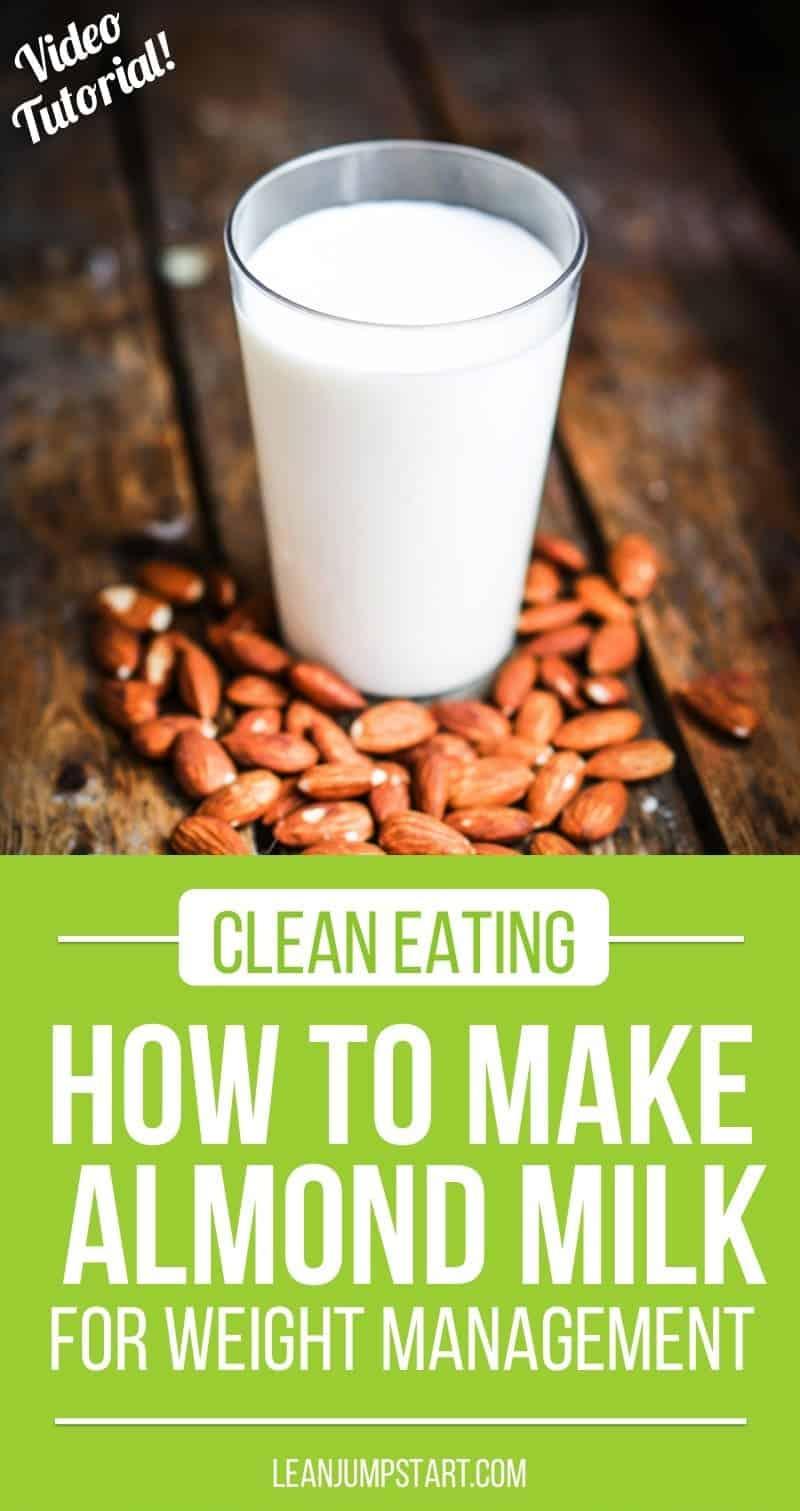 almond milk health benefits