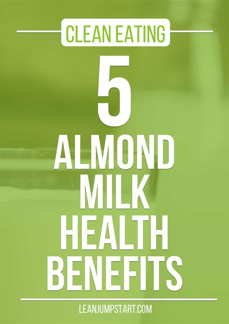 almond milk health benefits and short video how to make this clean drink