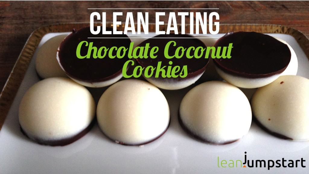 chocloate coconut cookies