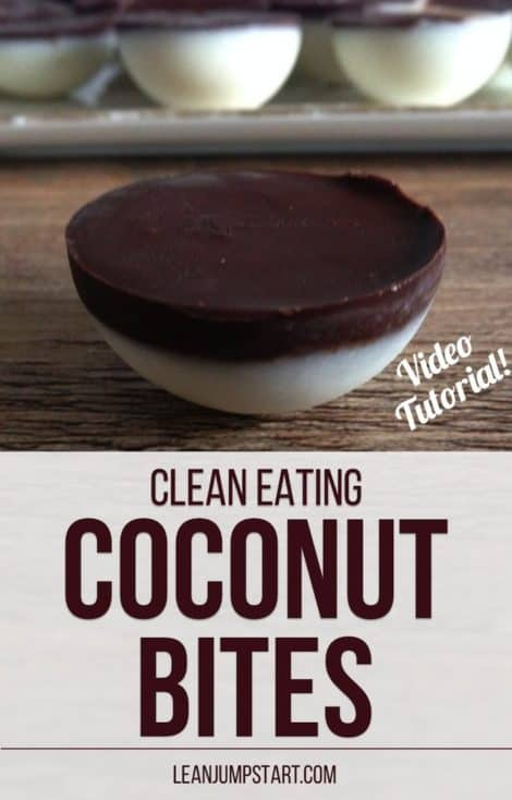 Chocolate Coconut Cookies with Just 2 Ingredients