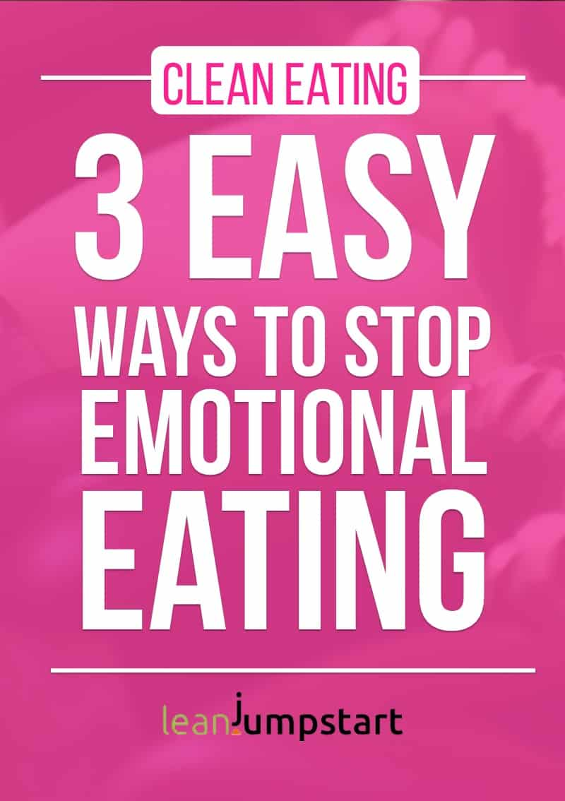 emotional eating disorder: 3 easy ways to stop emotional eating