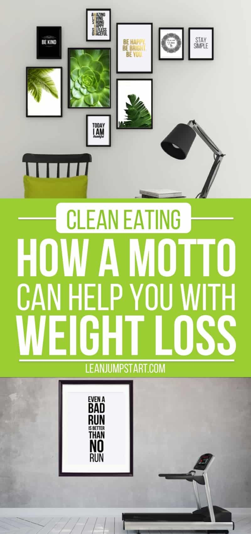Clean Eating: how a motto can help with weight loss