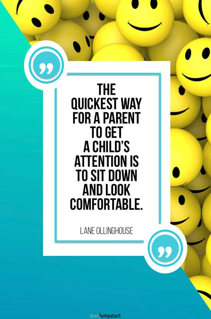 funny parentship quote