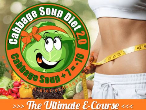 If you dislike the cabbage soup diet – don't read this!