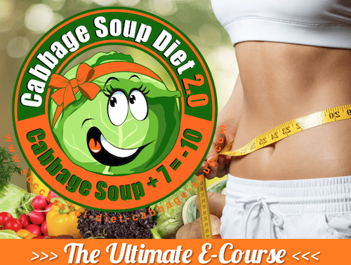 cabbage soup diet e-Course
