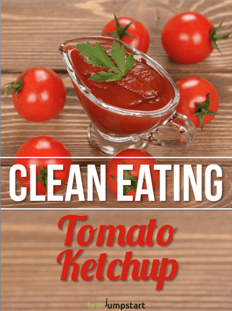 clean eating ketchup